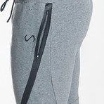 Apex Jogger // Cinder Heather (S)