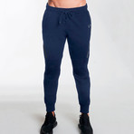 Apex Jogger // Deep Navy (M)