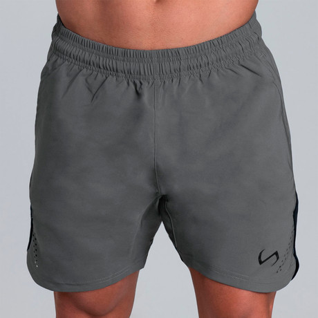 Contender Shorts // Pewter (S)