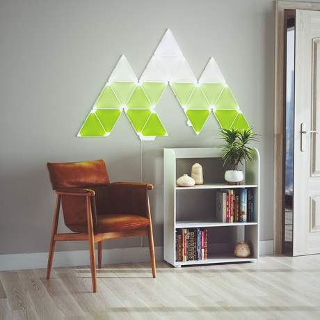 Nanoleaf Light Panels Rhythm Expansion Pack // 3 Panels