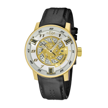 GV2 Motorcycle Sport Swiss Automatic // 1306