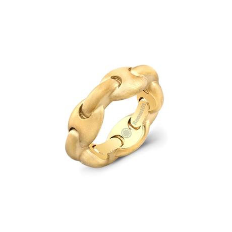G Link Ring // Matte Gold (6)
