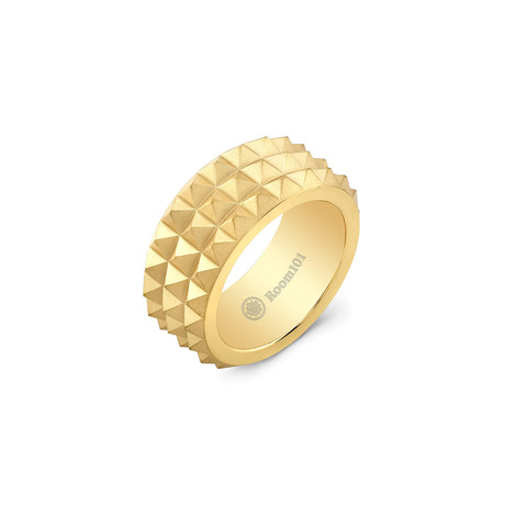 Spike Ring // Gold Vermeil (6)