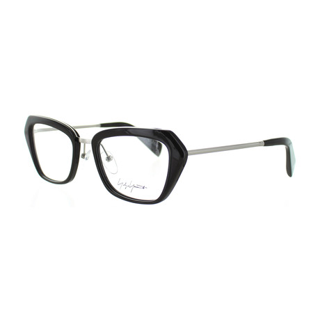 Unisex YY-1005-115 Square Glasses // Brown