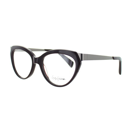 Unisex YY-1013-771 Oval Glasses // Purple