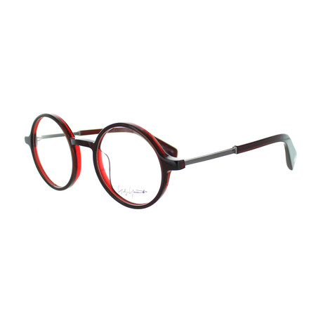 Unisex YY-1006-219 Round Glasses // Wine