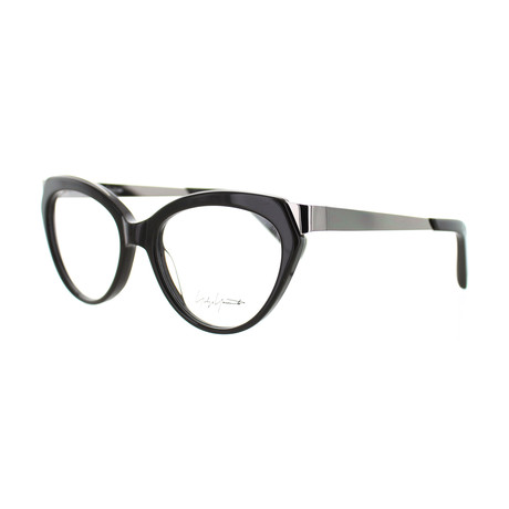 Unisex YY-1013-115 Oval Glasses // Brown