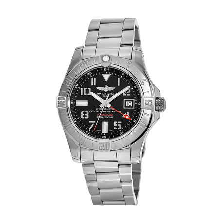 Breitling Avenger II GMT Automatic // A32390111B2A1