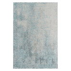 "Eloise Light Blue Rug // 9'3"" X 12'6"" Area Rug"