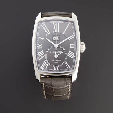 Louis Erard 1931 Collection GMT Automatic // 94210AA23.BDC54