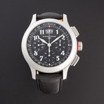 Schwarz Etienne Olympia Flyback Chronograph Automatic // WOL02AJ01SS02AAA