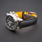 Schwarz Etienne Olympia Chronograph GMT Automatic // WOL10AI01SS02AAA