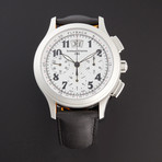 Schwarz Etienne Olympia Flyback Chronograph Automatic // WOL02AJ17SS02AAA