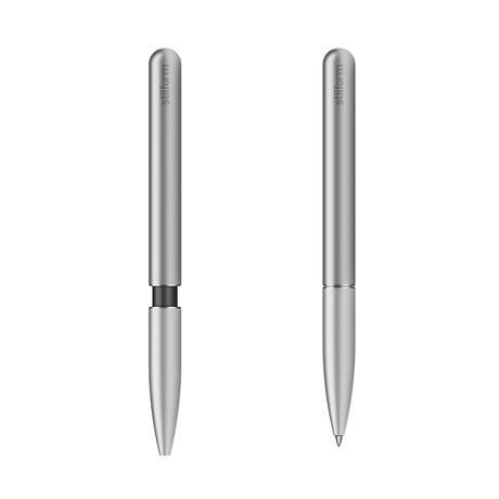 Stilform Aluminum Pen // Comet Gray (Pen)