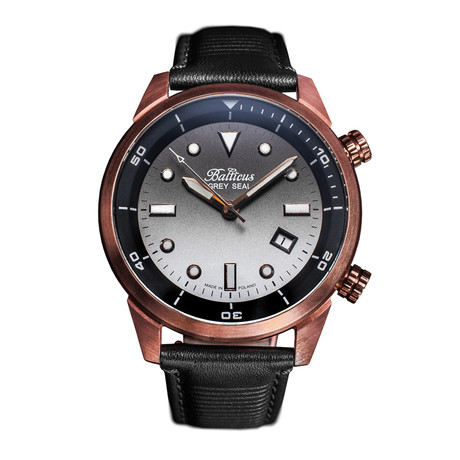 Balticus Gray Seal Automatic