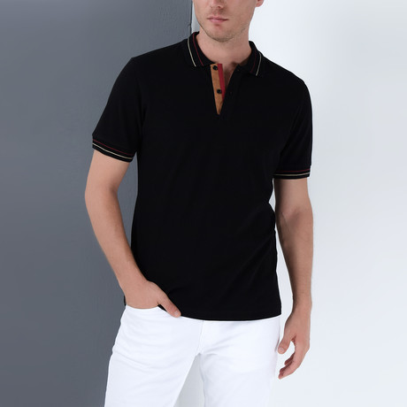 Jere Polo // Black (Small)