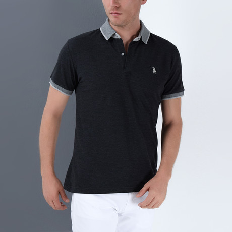 Stevie Polo // Anthracite (Small)