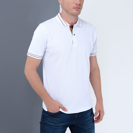 Jere Polo // White (Small)