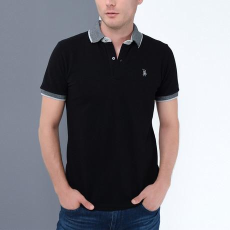 Stevie T-Shirt // Black (Small)