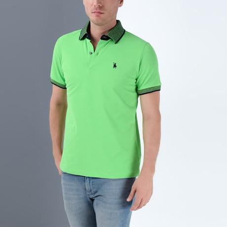Stevie Polo // Green (Small)