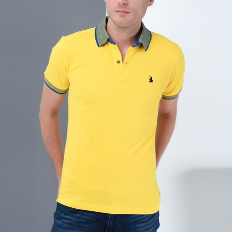 Stevie Polo // Yellow (Small)