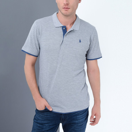 Gene Polo // Gray (Small)