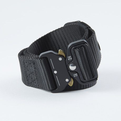 Anchor Tactical Belt // Black