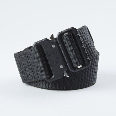 Eagle Tactical Utility Belt // Black
