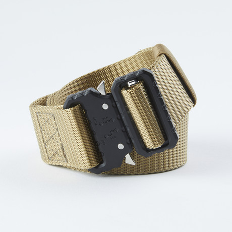 Eagle Tactical Utility Belt // Wolf Brown