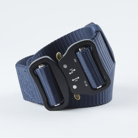 Dual Tactical Utility Belt // Navy
