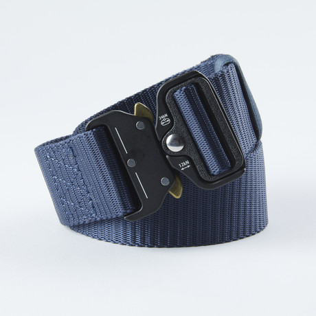 Anchor Tactical Belt // Navy