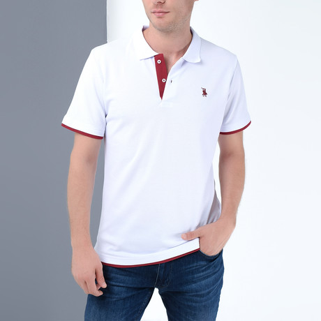 Andy Polo // White (Small)