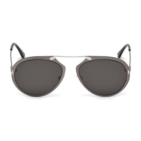 Men's Dashel Sunglasses // Gray