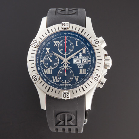 Revue Thommen Chronograph Automatic // 16071.6837