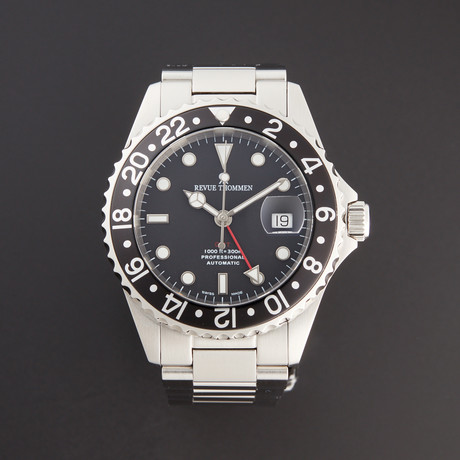 Revue Thommen Diver GMT Automatic // 17572.2137