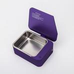 Jewelry.6 Ultrasonic Jewelry Cleaner // Purple