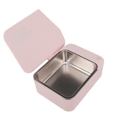 Jewelry.6 Ultrasonic Jewelry Cleaner // Pink