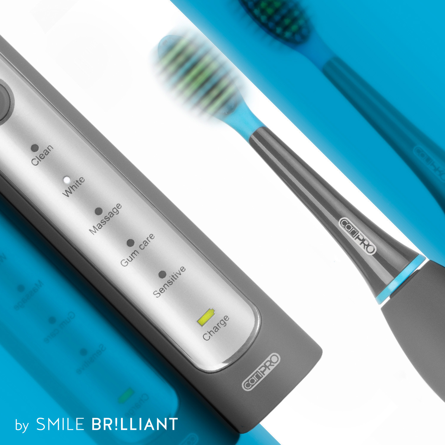 cariPRO Electric Toothbrush // Couples Package - Smile