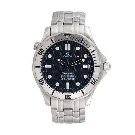 Omega Seamaster Professional Chronometer Automatic // Pre-Owned