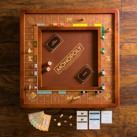 Monopoly Luxury