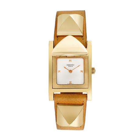 Hermès Ladies Medor Quartz // Pre-Owned