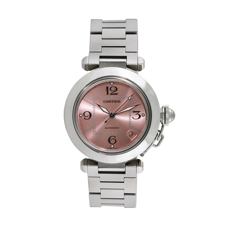Cartier Ladies Pasha Automatic // Pre-Owned