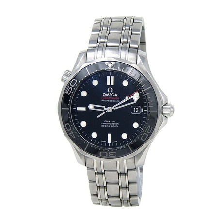 Omega Seamaster Automatic // 212.30.41.20.01.003 // Pre-Owned