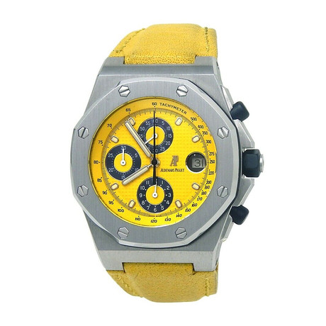 Audemars Piguet Royal Oak Offshore Chronograph Automatic // 25770ST.OO.D050BU.02 // Pre-Owned