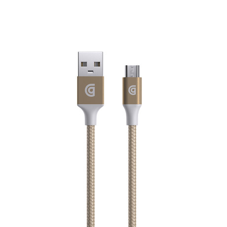 Premium USB to Micro USB // 5ft (Rose Gold)