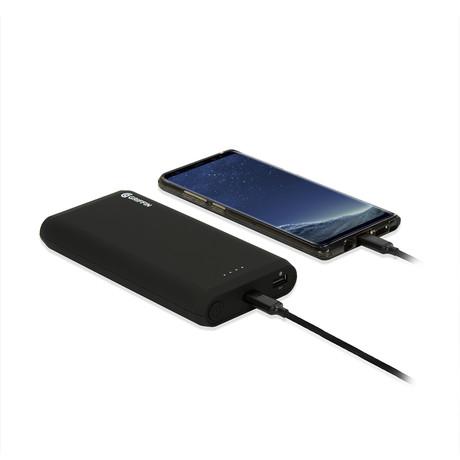 Reserve Power Bank // USB-C // Black (15,600 mAh)