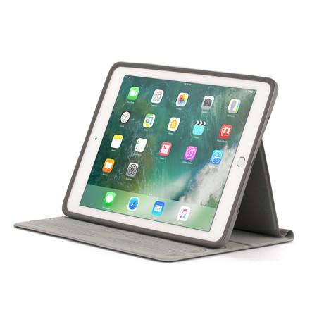 Survivor Journey Folio // iPad Mini 4 (Silver)