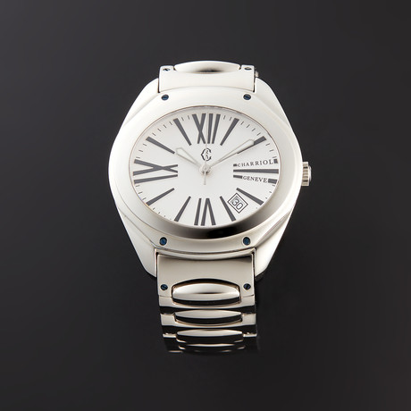 Charriol Ladies Quartz // FL.140.FL05