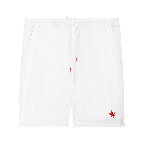 "7"" Court Short // Bright White (XS)"