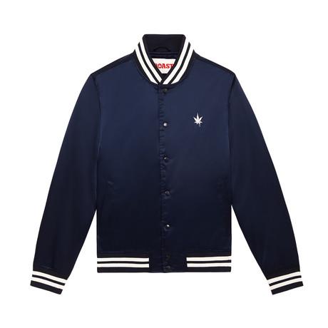 Coach's Jacket // Navy Blazer (XS)